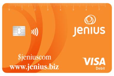 Kartu Debit VISA Jenius - jenius.biz