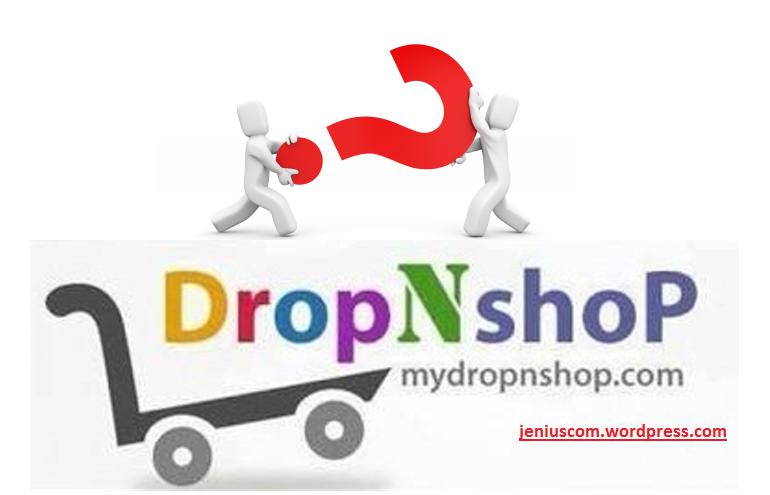 Apa itu dropnshop adalah