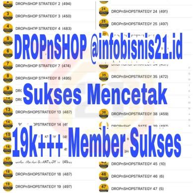 Member DROPnSHOP @infobisnis21.id